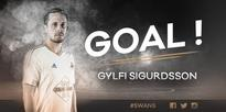 FT: Swansea City draw 1 - 1 to Crystal Palace