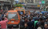 Egypt churches attacked: Emergency imposed as 44 killed in suicide bombing, Islamic State claims responsibility