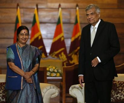 India, Lanka to find 'innovative' solution to fishermen issue