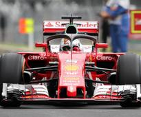 Sebastian Vettel says snub for Halo would be a 'stupid' move for Formula One