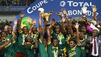 Cameroon beat Egypt to lift African Nations Cup after Vincent Aboubakar's late stunner