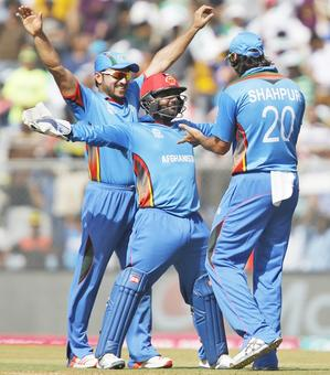 Afghanistan replace Australia for South Africa 'A' tour