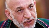 Karzai calls on Pak to stop support to terrorists