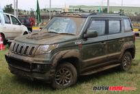 Mahindra TUV300 launched in new dual tone colour
