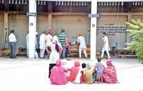 Cremation of sacrilege accused denied in vil...