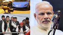 Those who call themselves socialists drive expensive cars: PM Modi takes dig at Pratik Yadav's Lamborghini