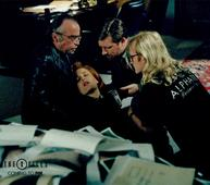 'The X-Files': Chris Carter Reveals How The Lone Gunmen Will Be Resurrected For The Revival