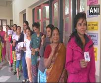 Gujarat 1st phase: Polling progressing in 89 constituencies