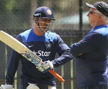 'Fletcher should get credit for Indian cricket's smooth transition'