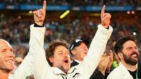 Russell Crowe believes top NRL teams should play in World Club Series