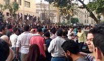 47 convicted over protesting Egypt-Saudi islands deal begin open-ended hunger.....
