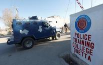 Pakistani militants say they worked with Islamic State to attack police college