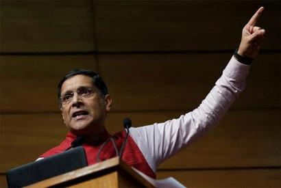 Arvind Subramanian stays on as CEA