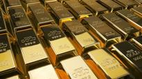Gold logs modest gains on jewellers' buying, overseas trend