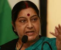 Sushma Swaraj stable after kidney transplant: AIIMS