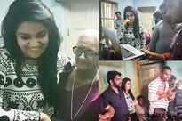 Here is why Keerthy Suresh visited Charu's film set