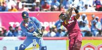 Rain robs India of possible win
