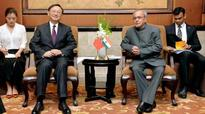 China willing to work with India in UN on fighting terror: Pranab Mukherjee