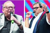 Prakash Jha and Subhash Ghai Bond over films in Gurgaon