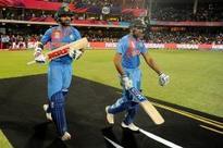 Rohit Sharma breaks Suresh Raina's T20I record