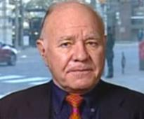 MARC FABER: 'Something Will Break Very Bad'