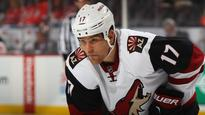 Downie clears waivers, off to Coyotes AHL affiliate
