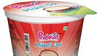 Prabhat Dairy brings Kolkata's Mishti Doi to Mumbai