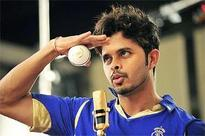 Delhi cops filmed Sreesanth with bookies