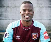 Premier League: West Ham United sign former Manchester United defender Patrice Evra on a free transfer
