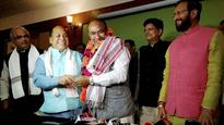 LIVE | N Biren Singh to be sworn-in as Manipur CM; Amit Shah returns to Delhi after technical snag