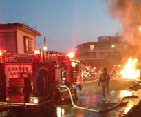 Murder and arson suspected in Morioka blazes