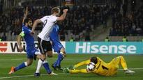 Schuerrle scores twice as Germany rout Azerbaijan