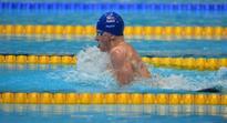 Peaty retains European breaststroke title