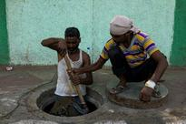 Three die while cleaning sewer in UP's Noida
