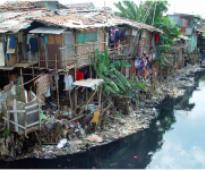 EWS slum dwellers residing pathetically four years since demolition
