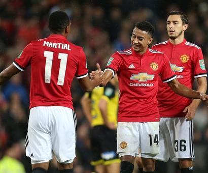 Football Briefs: Man United expect to rake in moolah in 2017-18