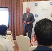 GE forges new partnerships focused on employing Saudis