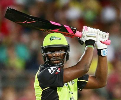 West Indian Russell banned over whereabouts violation