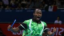 Nigeria, Egypt for 2017 Hungarian Open