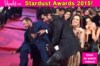 Stardust Awards 2015: What made Salman Khan fall off his chair laughing  watch video!