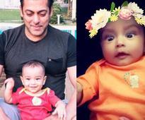 Salman Khan's pic with nephew Ahil will make you go aww!