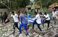 Siege at Somalia's Mogadishu restaurant ends, 19 civilians killed