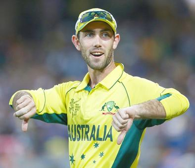 Maxwell in pursuit of Ashes spot