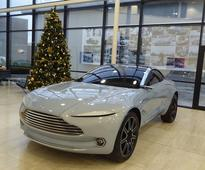 Catching Up With Dr Andy Palmer, Aston Martin Lagonda CEO, On Road & Race Cars