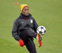 Drogba axed from FIFA World Cup Qualifier squad