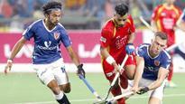 Hockey India League: Dabang Mumbai fight back to hold Ranchi Rays 3-3