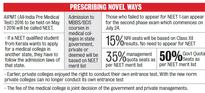 SC Verdict Puts Medical Aspirants of State in a Fix