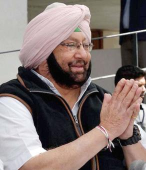 Captain back in charge in Punjab