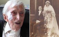 Australia's oldest man Alfred Date dies aged 110.