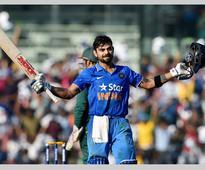 1st ODI: Virat Kohli breaks Sachin Tendulkar's record for most centuries in successful chases